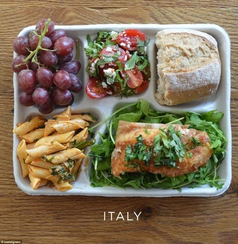 What school lunches look like around the world | People and Development | Scoop.it