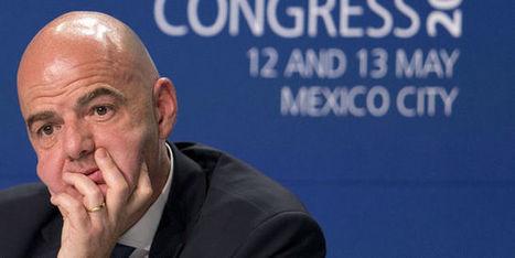 Le nouveau président de la FIFA s'explique sur la polémique concernant son salaire // Le Monde   Mauvaises pratiques dans le sport pro   Scoop.it