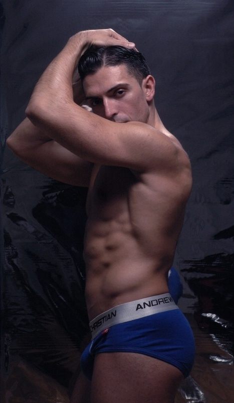 Shooting O.ALIX - Paris. Thanks to Andrew Christian ! | Fitness model | Scoop.it