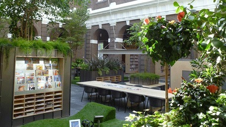 Designing Libraries - Public library with indoor garden | SocialLibrary | Scoop.it
