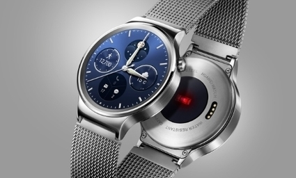 Huawei Unveils Huawei Watch at Mobile World Congress 2015 | Mobile World Congress 2015 | Scoop.it