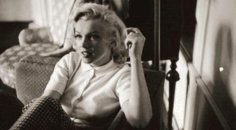 Marilyn-Monroe-1953-Alberta-Canada | The Blog's Revue by OlivierSC | Scoop.it