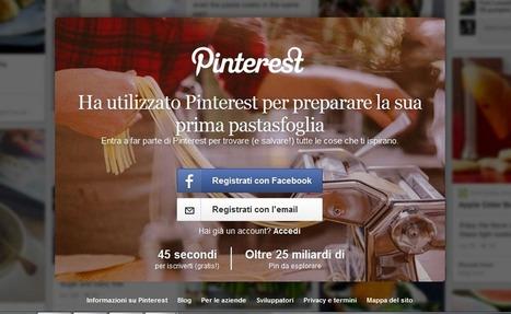 Pinterest per l'e-commerce: la creazione del desiderio :: Webhouse | Social Media Consultant 2012 | Scoop.it