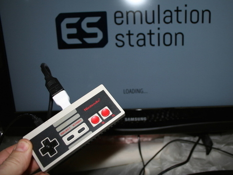 Raspberry Pi Zero + Nintendo Controller + 3D Printing = Nostalgic Gaming Experience | Raspberry Pi | Scoop.it