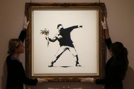 Des scientifiques prétendent avoir identifié Banksy | Archivance - Miscellanées | Scoop.it