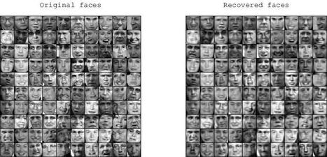 On Eigenfaces: Creating ghost-like images from a set of faces. | My view on (High Performance) Scientific Computing | Scoop.it