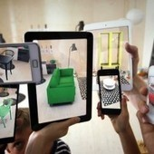 So Smart: New Ikea App Places Virtual Furniture in Your Home | Wired Design | Wired.com | Mobile Software and Architecture | Scoop.it