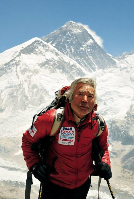 8 Remarkable Climbers | Strange days indeed... | Scoop.it