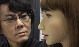 Erica, the 'most beautiful and intelligent' android, leads Japan's robot revolution | Web 2.0 et société | Scoop.it