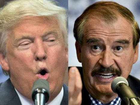 Donald Trump on Vicente Fox: 'I Accept His Apology' - Breitbart | THE MEGAPHONE | Scoop.it