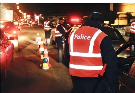 Politie betrapt 129 autobestuurders bij alcoholcontroles op ... - De Standaard | MaCuSa | Scoop.it