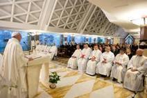 Le pape exhorte les fidèles à se soumettre à la volonté de Dieu | Vatican II : Les 50 ans | Scoop.it