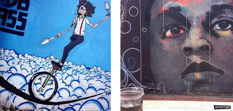 Un recorrido por los grafitis de Bogotá en 167 páginas | Noticiero intercultural | Scoop.it