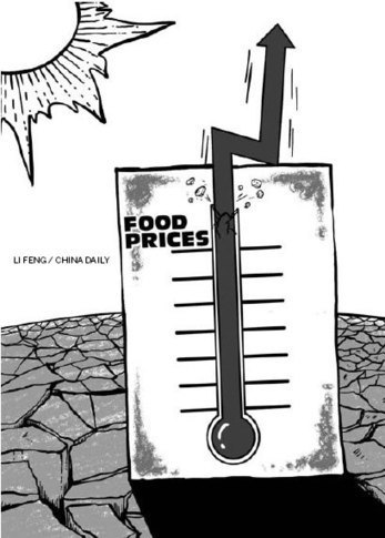 How to secure food for the world |chinadaily | Climate Change, Agriculture & Food Security | Scoop.it