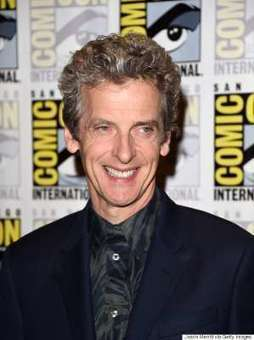 Peter Capaldi Hints At 'Who' Departure   Doctor Who and life beyond that Mad Man in a box!   Scoop.it