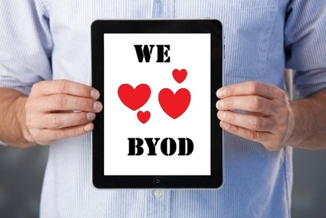 Symbiotic Mutualism: A BYOD Love Story | Security And Technology From the Web | Scoop.it