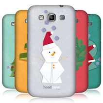 e_cell - Head CaseDesigns Origami Christmas Hard Back Case for Samsung Galaxy Win i8550 i8552 | Technology Right At Your Doorstep | Scoop.it