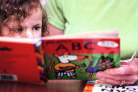 Proof of benefits of reading to children | Reading Matters | Scoop.it