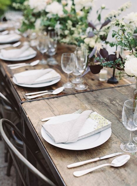 Intimate Wedding at The Foundry in Brooklyn | Celebra | Scoop.it
