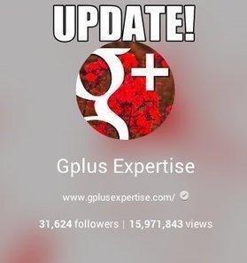 GooglePlus Helper: Content views on Google+! | Le social media #NoBullshit | Scoop.it
