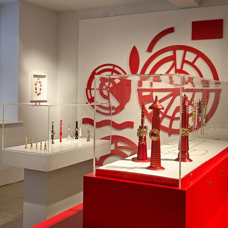 Wendy Ramshaw: Room of Dreams - The List | shubush jewellery adornment | Scoop.it