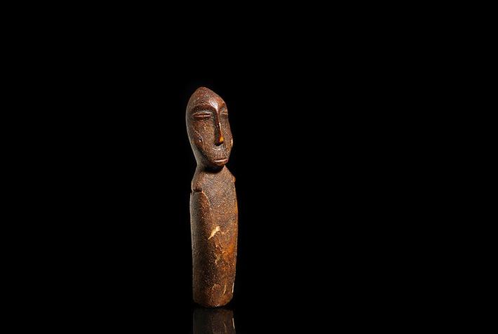 Rare Okvik Eskimo figure leads June Native American Art Auction at Bonhams in San Francisco | Art Daily | Amériques | Scoop.it