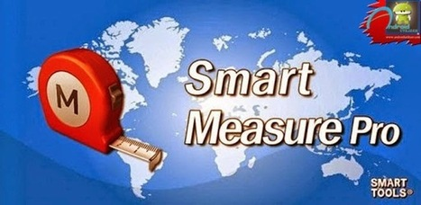 Smart Measure Pro Android App Free Download - Android Utilizer | digitalark | Scoop.it