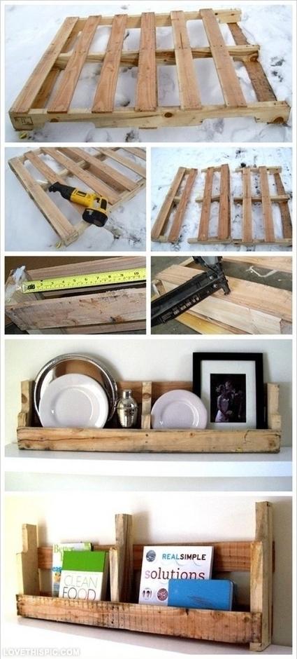 25 Cute DIY Home Decor Ideas | Style Motivation | DIY | Scoop.it