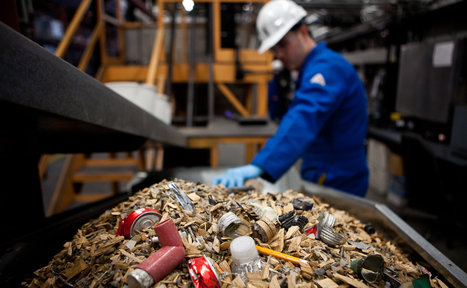 Trash Into Gas, Efficiently? A #US Army Test May Tell #ecologie #ecology - The New York Times | Mo's APES Resources | Scoop.it