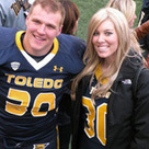 Toledo player quits team to care for sick fiancee | Nutrition and Physical Therapy 4387777 | Scoop.it