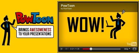 PowToon : Bringing Awesomeness to your Presentations | Mediawijsheid in het HBO | Scoop.it