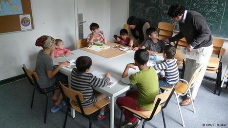 Asilo: ¿por qué llegan tantos niños solos? - Deutsche Welle | Lo que estudio es noticia!! | Scoop.it