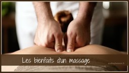 Les Bienfaits du Massage - Audrey Besson - Rennes | Massage et reflexologie | Scoop.it
