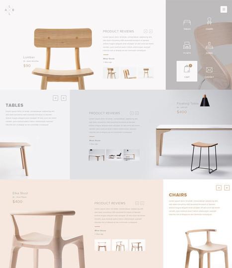 20 Websites That Show The Current Web Design Trends | Web Design | Scoop.it