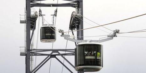 Le téléphérique urbain de Brest, premier du genre en France, a été inauguré   Mobilité Durable Brest   Scoop.it