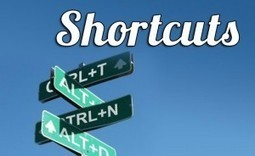 Allow Me To Save You Some Time: Some Useful Shortcuts | IT (Systems, Networks, Security) | Scoop.it