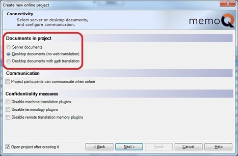 (CAT) - Re-importing reviewed translations in memoQ server projects   Kevin Lossner   Glossarissimo!   Scoop.it