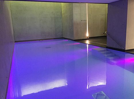 Couverture immergée automatique pour piscine miroir   Equipements et accessoires piscine   Scoop.it
