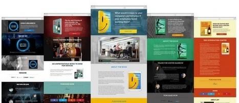booklaunch, para crear una página web divulgando tu libro   Entorns Virtuals d'Aprenentatge i Recursos Educatius WEB 2.0   Scoop.it