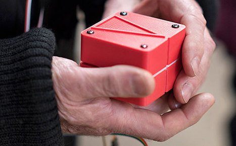 Yale Engineers Develop a Shape-Shifting Navigation Device for the Visually Impaired   S&TScan   Scoop.it