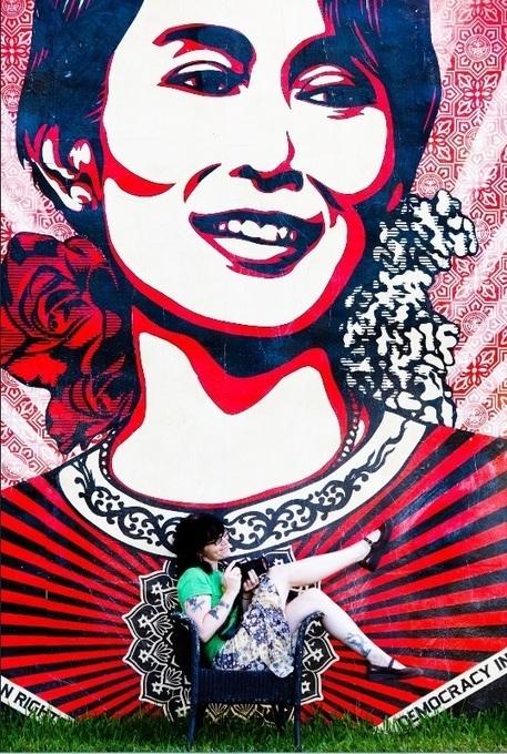 20 Brilliant Examples of Graffiti Art | Web Design Burn | Theory of Knowledge | Scoop.it