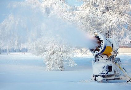 Why Snow Machines are Cold Comfort as Alps Warm | climate change and tourism | Scoop.it