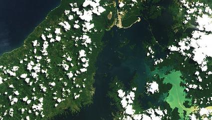 Processing Landsat 8 Using Open-Source Tools | Remote Sensing News | Scoop.it