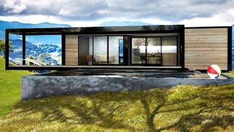 5 Companies on the Cutting Edge of Sustainable Prefab Housing | Innovation & Creativity in Technology | Scoop.it
