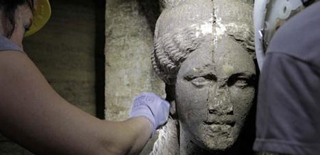 Le mystère du colossal tombeau d'Amphipolis enfin résolu? - Sciencesetavenir.fr | L'actu culturelle | Scoop.it