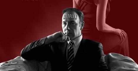 Media Reboot : Les dessous de Netflix, RIP à la TV à Papa | meltyBuzz | Digital Economy | Scoop.it