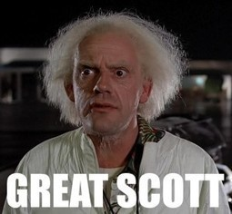 "The One Thing You Never Noticed In ""Back To The Future"" 