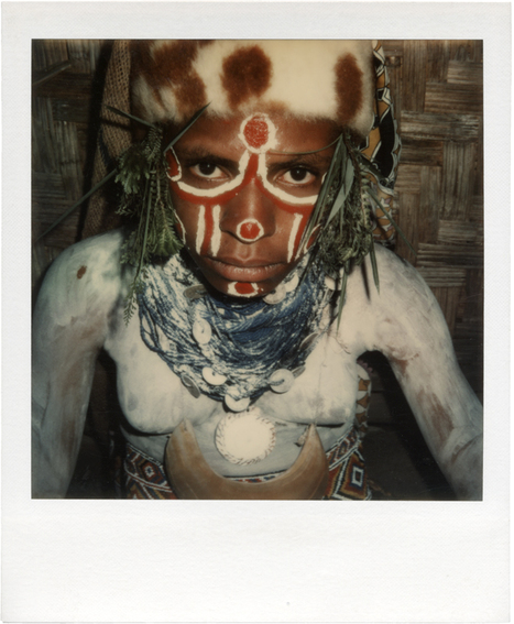 David Bailey: Papua Polaroids | Polaroid | Scoop.it