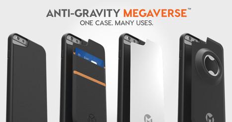 Anti-Gravity MEGAVERSE: One Phone Case, Many Uses | Website Marketability and Web Marketing | Scoop.it