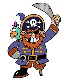 The Ironic Piratical Catholic: Psalm 42, New Revised Pirate Version | The Amused Catholic: an Ezine | Scoop.it